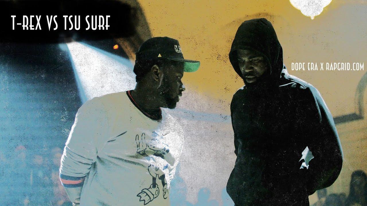 Tsu Surf | Battle Rapper Profile | VerseTracker