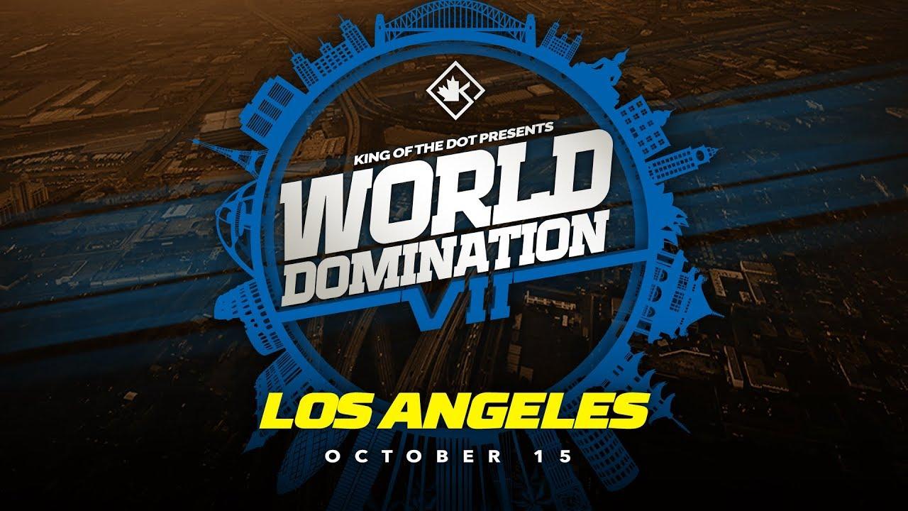 Domination Full World