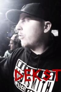 DekstOne Battle Rapper Profile