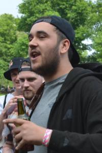 Grazza Battle Rapper Profile
