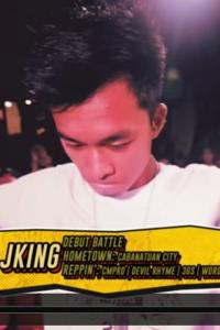 J King Battle Rapper Profile