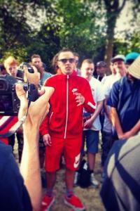 J Red Battle Rapper Profile