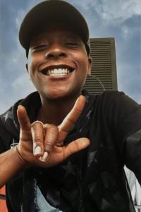 Rainee the Rebel Battle Rapper Profile
