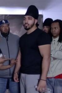 Real Sikh Battle Rapper Profile