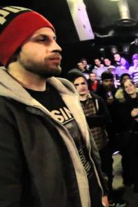 Stowaway Battle Rapper Profile